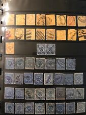 Colombia Specialist Group Scott 118 (289 Stamps) And 119 (145 Stamps)