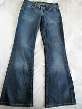 Citizens Of Humanity 'Ingrid' Low Waist Flair Stretch Denim Jeans Size (24)
