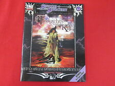 SWORD & SORCERY D20 SYSTEM IF THOUGHTS COULD KILL ADVENTURE ACCESSORY NEW