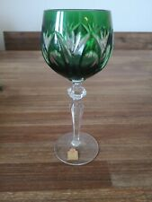 Katharinenhütte Echt Bleikristall über 24% Glas, Weinglas