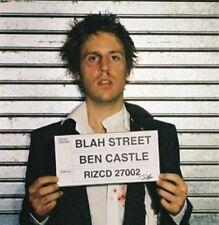 Ben Castle - Blah Street CD ( Roy Castle's son )