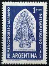 Argentina 1960 SG#998 Inter-American Marian Congress MNH #D33089