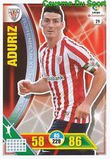 029 ARITZ ADURIZ ESPANA ATHLETIC CLUB CARD ADRENALYN LIGA 2017 PANINI