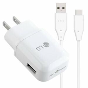 Original LG G8X ThinQ Original Genuine Fast Charge &  USB Type-C