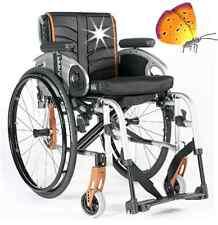 SOPUR Easy Life  Swing Away Adaptivrollstuhl Faltrollstuhl Rollstuhl