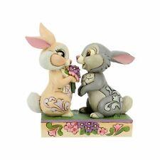 Jim Shore Disney Traditions – Bambi - Thumper and Blossom Figurine