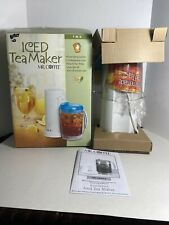 Mr. Coffee - The Iced Tea Pot Maker Brewer - 3 Quart