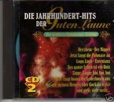 (15U) Die Jahrhundert - Hits Der Guten Laune - CD