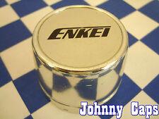 Enkei Wheels Chrome Center Caps #N/A  Custom Wheel Center Cap (1)