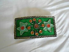Enamel Barrette new in package