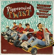 Pipperment Twist: Rockin' Twist Instrumentals, Exotica, and Other Sounds CD NEW