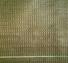 Toile de Paillage 90g/m² Verte  Largeur 1,50m, Vendue au mètre