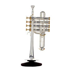 Top Quality HUNKY BUNKY Trumpet with Tone BB and yellow brass body great price