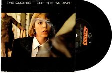 "THE DUGITES - CUT THE TALKING / MICHAEL AND RODNEY - 7""45 VINYL RECORD P/SLV '83"