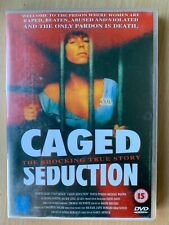 Caged Seduction DVD 1994 True Life Women in Prison WIP Drama