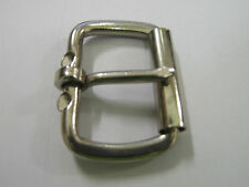 """10 X 1.5"""" (38mm)HEAVY DUTY NICKEL PLATED WEIGHT LIFTERS BUCKLEs"""