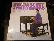 Rhoda Scott à l'orgue hammond : ballades n° 2 -  Barclay 93077