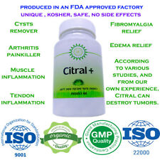 Citral +, cyst removal, fibromyalgia relief, muscle inflammation, Arthritis