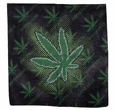 100% Legal Marijuana Weed Cannabis Bandannas Urban Wear  6 Pc Lot   ( EMBan5 )