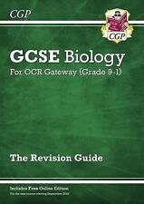 Grade 9-1 GCSE Biology: OCR Gateway New The Revision Guide