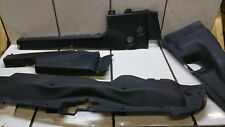 2004 ACURA TL FULL SET OF 4 ENGINE BAY COVERS FRONT REAR AND SIDES