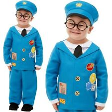 Childs Postman Pat Fancy Dress Costume Kids Post Man Pat Outfit by Smiffys