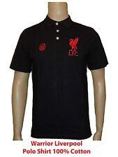 Liverpool 100% Cotton Polo Black  Size X/Large