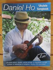 Ukulele Songbook by Daniel Ho with CD  *NEW*