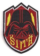 "Star Wars Darth Vader SITH Logo 3.25"" Patch- USA Mailed (SWPA-CD-93)"