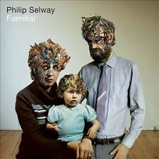 PHILIP SELWAY Familial Cd Phil 2010 Radiohead Bella Union 5021456176281