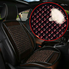 Wooden Beads 1pcs Car Seat Mesh Cover Cushion Pad Massage For Home Office Chair