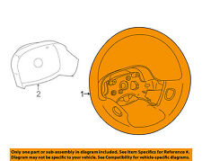 Saturn GM OEM 03-05 L300-Steering Wheel 22705306