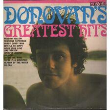 Donovan Lp Vinile Donovan's Greatest Hits / Embassy Italia Nuovo