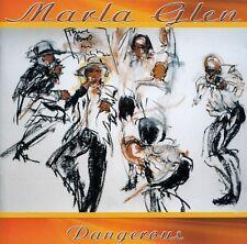MARLA GLEN : DANGEROUS / CD - TOP-ZUSTAND