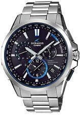 CASIO 2017 Oceanus OCW-G1100T-1AJF GPS Hybrid Radio Wave Solar Men's Watch New