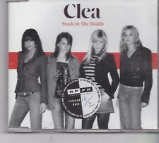 Clea-Stuck In The Middle promo cd single