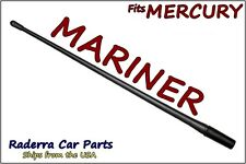 "FITS: 2005-2011 Mercury Mariner - 13"" SHORT Custom Flexible Rubber Antenna Mast"