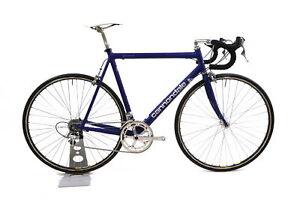 Cannondale CAAD 2.8 700C Road Bike 2 x 8 Speed Dura-Ace 7400 Mavic 56 cm / L