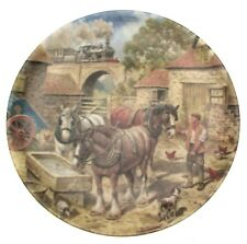 Wedgwood Past the Farmyard John Chapman Country Connection CP468