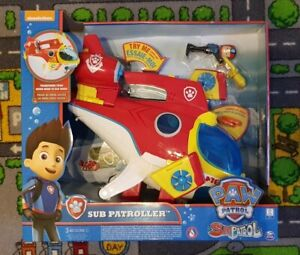 Paw Patrol Sub Patroller.. duplicate gift Brand New Boxed