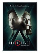 The X-Files Event Series Season 10 2016 DVD Complete 3 Disc Box Set,