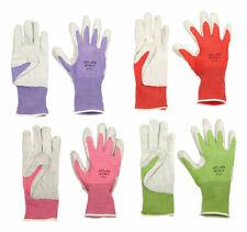 Atlas  Unisex  Indoor/Outdoor  Nitrile  Coated  Gloves  Assorted  L