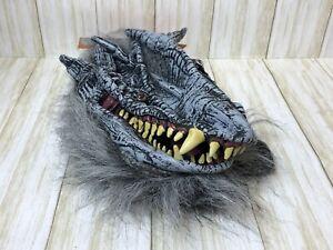 Hyde & EEK Unisex Kids Dragon Mask Halloween Dress Up - One Size Fits Most