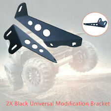 Off-road Roof LED Light Strip Bracket Motorcycle Car Upper Bar Mounting Bracket