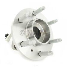 Wheel Bearing and Hub Assembly-AWD Front,Rear NAPA/BEARINGS-BRG BR930627