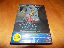 PUPS OF LIBERTY The Boston Tea Bone Party Educational History DVD NEW SEALED