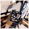 Japanese Lolita Transparent Clear Itabag Canvas Shoulder Bag ita Bag Handbag New