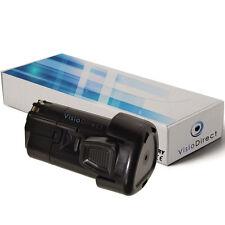 Batterie 10.8V 1500mAh pour Black et Decker GKC108 - Société Française -