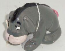 Walt Disney Parks Winnie Pooh  Eeyore Small Figurine Ceramic