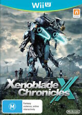 Wii U Xenoblade Chronicles X Australian Stock